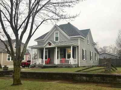 Peshtigo Single Family Home Active-Offer No Bump: 381 S Peck