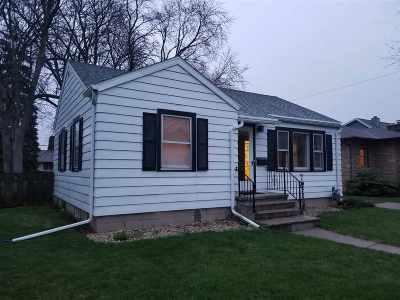 Oshkosh Single Family Home Active-Offer No Bump: 926 Evans