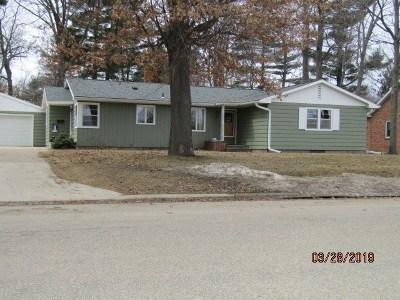Shawano County Single Family Home Active-No Offer: 1133 S Union