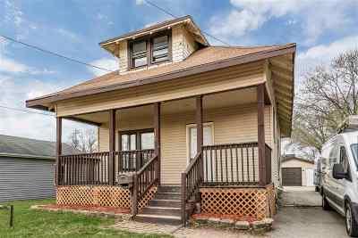 Neenah Single Family Home Active-Offer No Bump: 120 Plummer