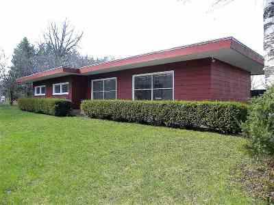 Oshkosh Single Family Home Active-No Offer: 2029 Crestwood