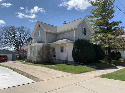 Oshkosh Multi Family Home Active-No Offer: 417 W 11th