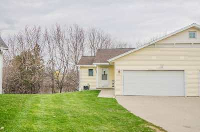 Wrightstown Condo/Townhouse Active-No Offer: 225 Louise