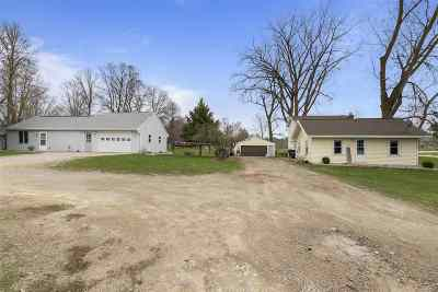 Greenville Single Family Home Active-No Offer: N1594 Cozy Creek