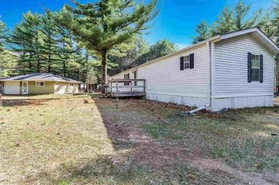 Waupaca Single Family Home Active-No Offer: N1841 Shambeau Trace