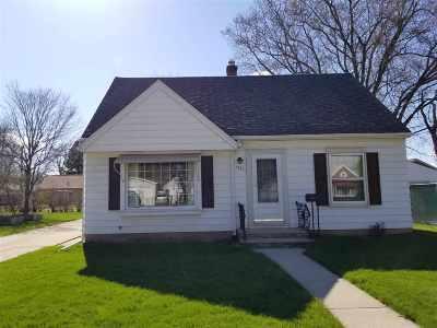 Appleton Single Family Home Active-Offer No Bump: 1201 Jardin