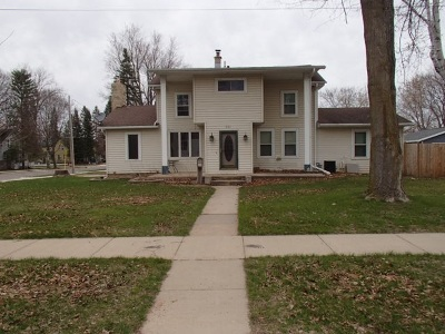 Shawano Single Family Home Active-Offer No Bump: 221 W 3rd