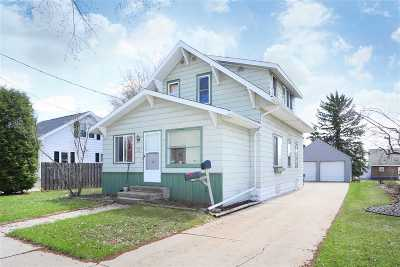 Little Chute Multi Family Home Active-Offer No Bump: 327 E Lincoln