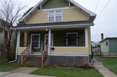Neenah Single Family Home Active-Offer No Bump: 221 Washington