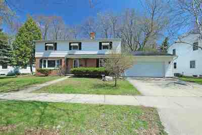 Appleton Single Family Home Active-Offer No Bump: 1742 N Elinor