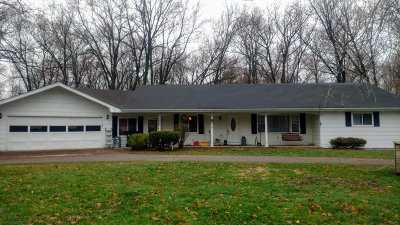 Waupaca Single Family Home Active-Offer No Bump: E1770 Erickson