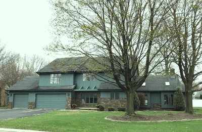 Neenah Single Family Home Active-No Offer: 751 Millbrook