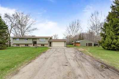 Appleton Single Family Home Active-Offer No Bump: N3829 French