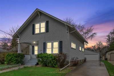 Appleton Single Family Home Active-Offer No Bump: 733 S Fairview
