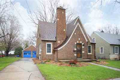 Appleton Single Family Home Active-Offer No Bump: 1704 N Erb