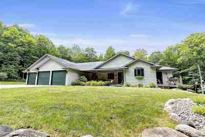 Wabeno Single Family Home Active-No Offer: N9684 Connors