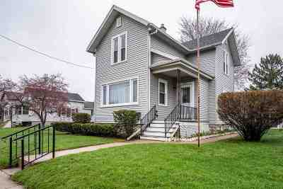 Oshkosh Single Family Home Active-Offer No Bump: 1213 Ceape