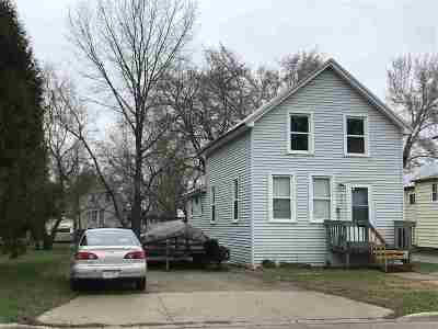 Single Family Home Active-No Offer: 311 Center