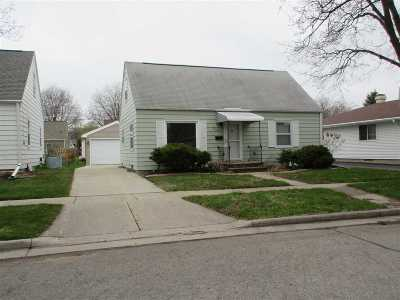 Appleton Single Family Home Active-Offer No Bump: 2109 N Superior