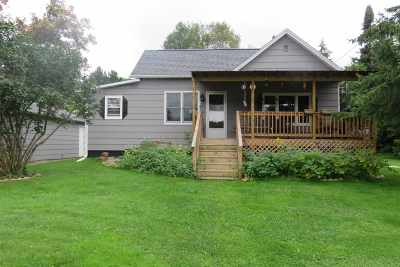 Wabeno Single Family Home Active-Offer No Bump: 4419 N Branch