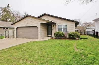 De Pere Single Family Home Active-Offer No Bump: 430 N Erie