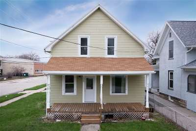 Appleton Single Family Home Active-No Offer: 1225 S Madison