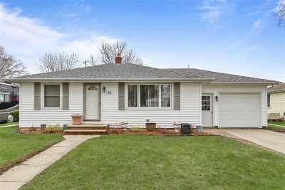 Appleton Single Family Home Active-Offer No Bump: 64 Foster