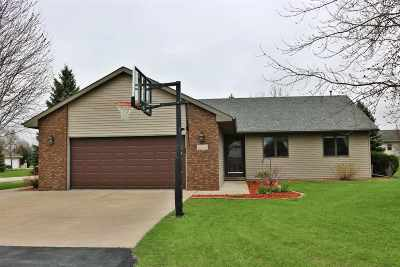 Oshkosh Single Family Home Active-Offer No Bump: 3435 Milford
