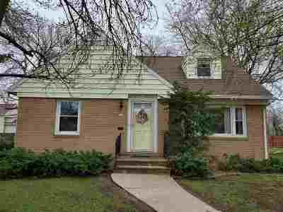 Oshkosh Single Family Home Active-No Offer: 314 Knapp