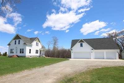 Oshkosh Single Family Home Active-No Offer: 454 Old Knapp