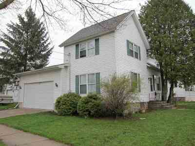 Appleton Single Family Home Active-No Offer: 203 N Rankin