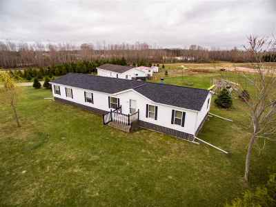 Oconto County Single Family Home Active-Offer No Bump: 8985 S Chase