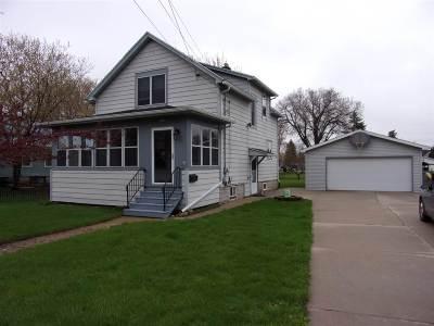 Oshkosh Single Family Home Active-No Offer: 1048 W 9th