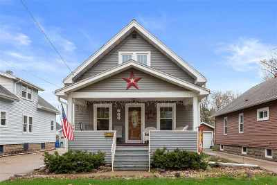 Oshkosh Single Family Home Active-No Offer: 738 Evans