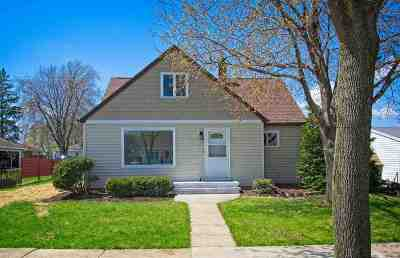 Kimberly Single Family Home Active-No Offer: 416 S Main