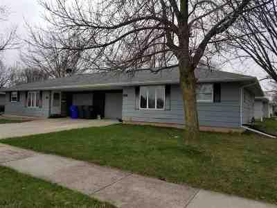 Kaukauna Multi Family Home Active-Offer No Bump: 1221 Haen