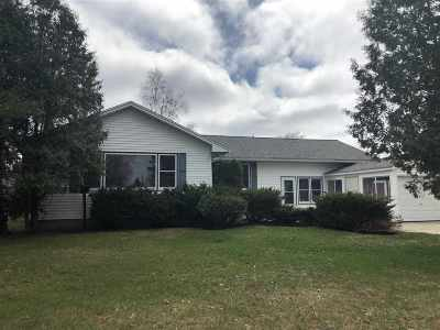 Marinette Single Family Home Active-Offer No Bump: 3115 Parkdale