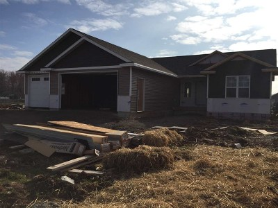 Neenah Single Family Home Active-No Offer: 2512 Wallace