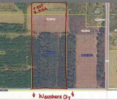 Waupaca Residential Lots & Land Active-No Offer: Akron