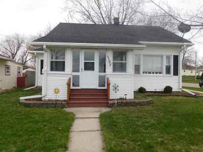 Kimberly Single Family Home Active-No Offer: 103 E 1st