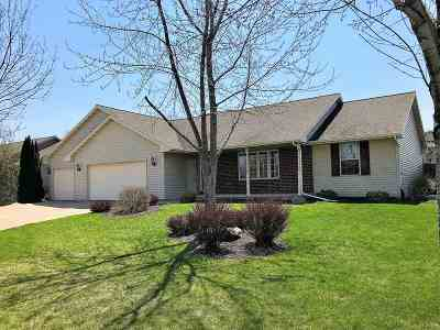 Green Bay Single Family Home Active-Offer No Bump: 3256 Windland
