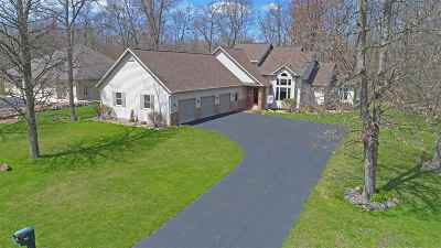 Waupaca Single Family Home Active-Offer No Bump: 638 Woodland