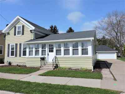 Oshkosh Single Family Home Active-Offer No Bump-Show: 531 Pleasant