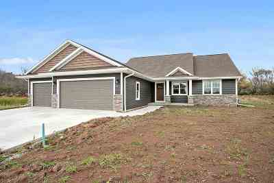 Appleton Single Family Home Active-No Offer: 4845 Indigo