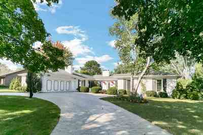 Green Bay Single Family Home Active-No Offer: 161 Detrie