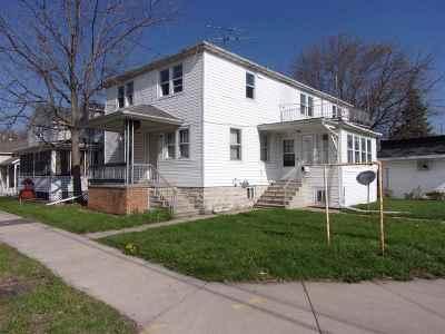 Oshkosh Multi Family Home Active-No Offer: 927 Ohio