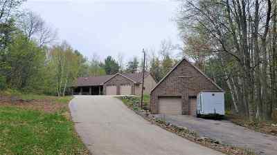 Abrams Single Family Home Active-No Offer: 6358 Hwy E