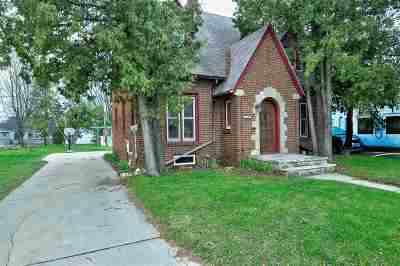 Appleton Single Family Home Active-Offer No Bump: 1341 W Wisconsin