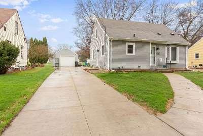 Appleton Single Family Home Active-Offer No Bump: 1701 S Jackson