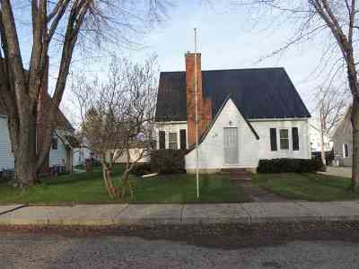 Single Family Home Active-No Offer: 112 Center
